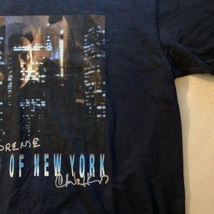 Supreme king of New York tee